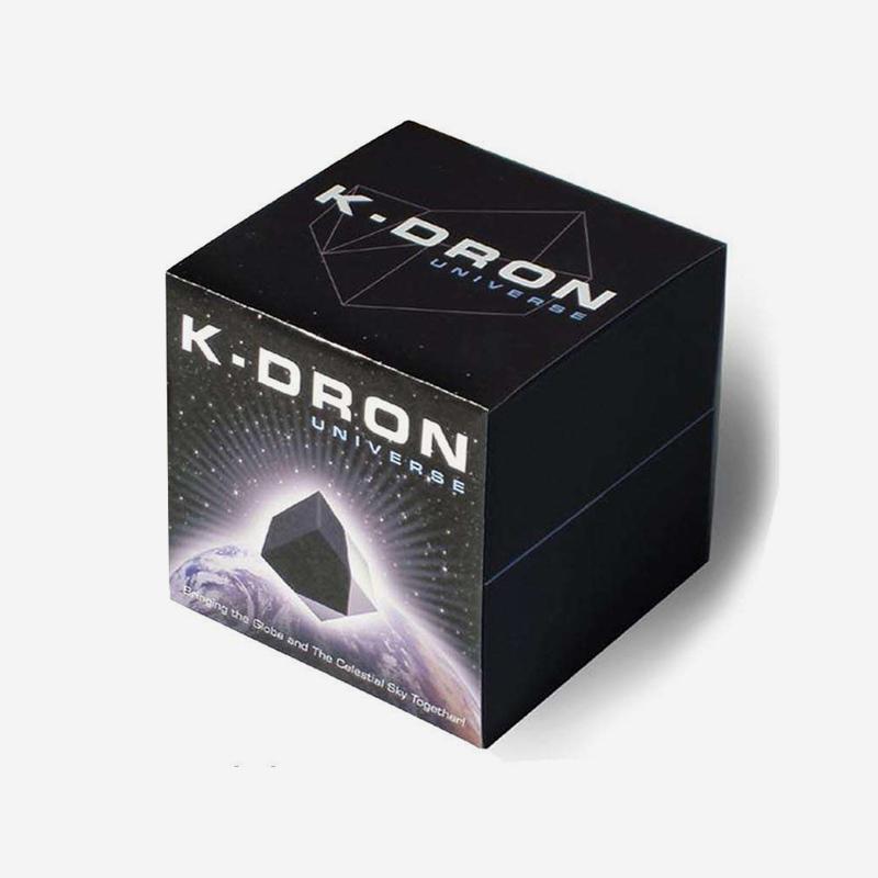 K-dron Universe